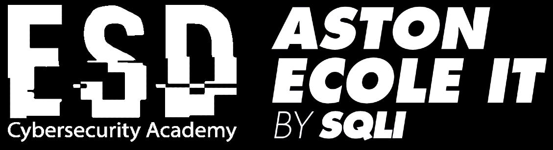 Logo aston ESD